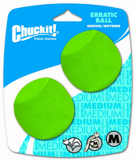 Chuckit Erratic Ball